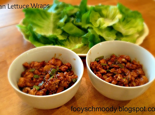 Amazing Asian Lettuce Wraps Recipe