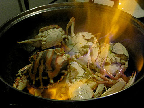chinese drunken crab recipe