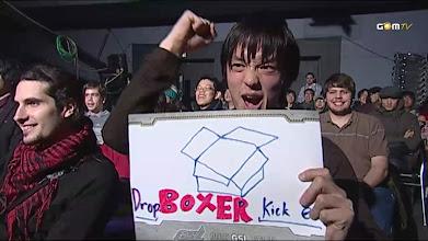 Photo: Boxer 화이팅!