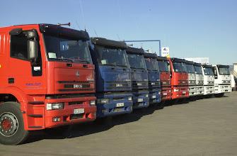 Photo: Fandos Used Trucks Tractor Units / Camiones de ocasión Tractoras Eurostar y Eurotech (usados)