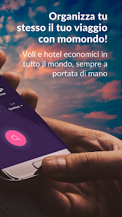 Voli Low Cost & Hotel momondo- miniatura screenshot