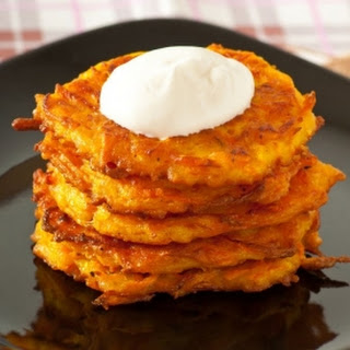 Two-Potato Roesti