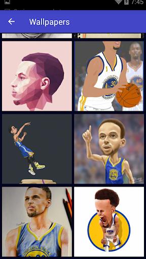 HD Stephen Curry Wallpaper 1.0.0 screenshots 2