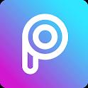 PicsArt Photo Studio: Collage Maker & Pic Editor icon