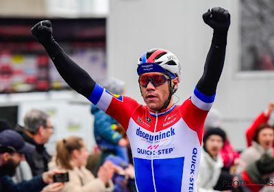 """Jakobsen over staalharde concurrentie binnen Deceuninck-Quick-Step: """"Sabatini sprak een jaar niet tegen mij"""""""