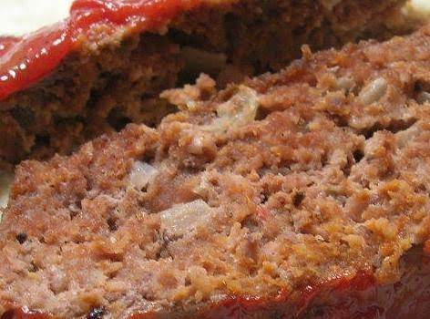 Meatloaf At Maggie's Place
