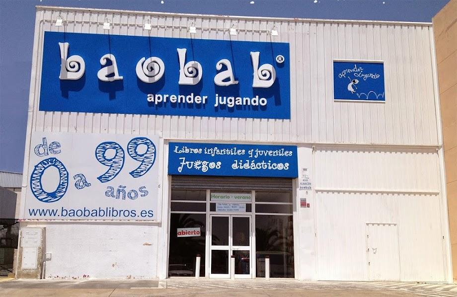 Foto Baobab aprender jugando Sevilla Aljarafe 1