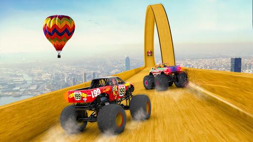 Real Monster Truck Games 2020 - New Car Games 2020 2.0.4 screenshots 7
