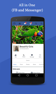 App Super Lite Messenger for Facebook APK for Windows Phone
