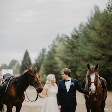 Wedding photographer Filipp Dobrynin (filippdobrynin). Photo of 23.12.2017