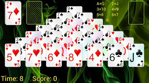 Pyramid Solitaire apkmind screenshots 3