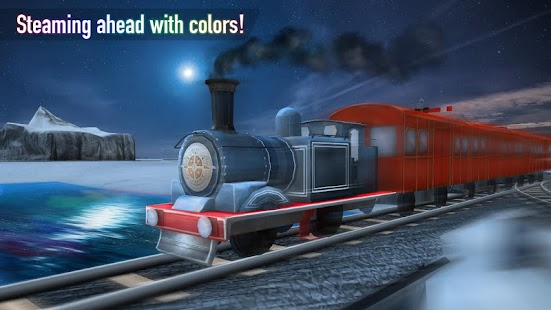 Train Simulator - Free Game Screenshot