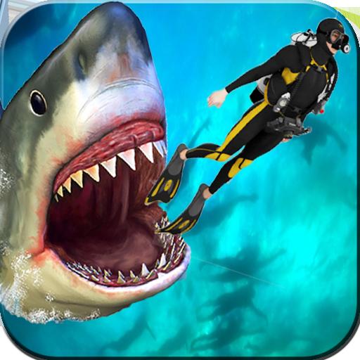 Marine Animal Big Wild Shark