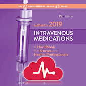 Intravenous Medications IV Drug Guide GAHART Android APK Download Free By Skyscape Medpresso Inc