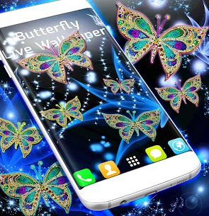 Butterfly Live Wallpaper Apk Download For Android 5
