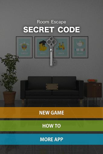 Room Escape [SECRET CODE]