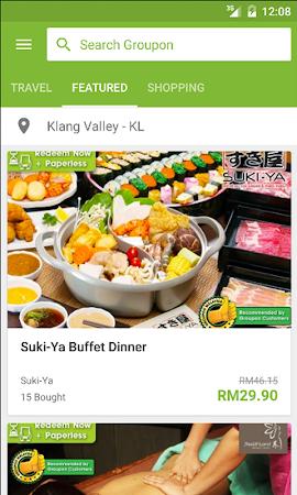 Groupon Asia 1.4 screenshot 240393