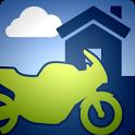 Motorradhotels icon