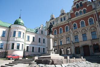 Photo: Площадь Бывшей Ратуши