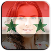 Syria  Flag Profile Picture