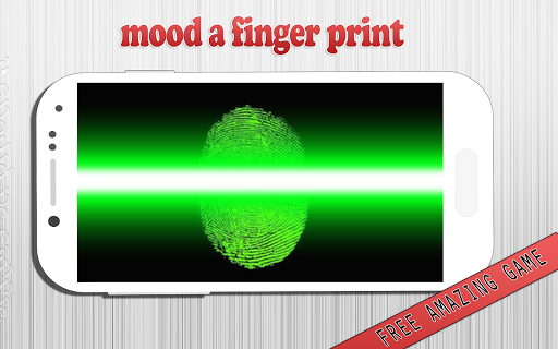 mood a finger scanner prank
