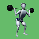 Legs and Butt | No Equipment Home Workouts icon