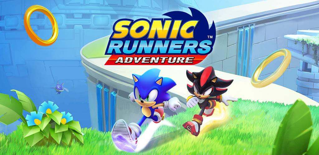 Sonic Runners Adventure - Fast Action Platformer 1 0 0i Apk