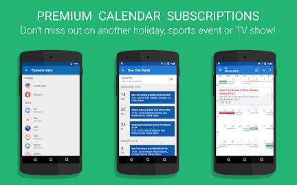 DigiCal Calendar Screenshot 7