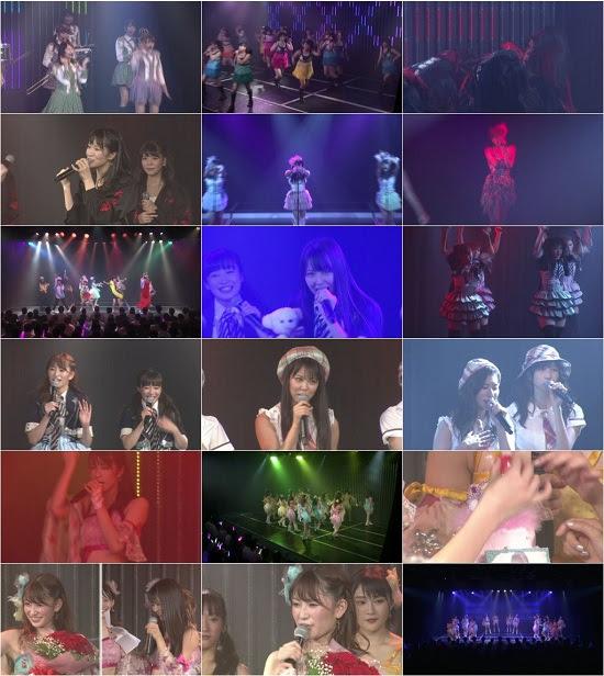 (LIVE)(720p) NMB48 チームM「アイドルの夜明け」公演 吉田朱里 生誕祭 Live 720p 170906
