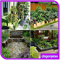 Small Garden Design Ideas icon