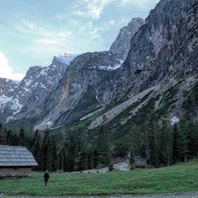 #ig_europe #hiking #trekking #ic_adventures #modernoutdoorsman #ig_wildplace #natgeoadventure #utemagasinet #naturkompaniet #bestnatureshot #mountainworld #bestmountainartists #world_bestsky #igworldclub #ig_slovenia #awesomeglobe #awesomeearth by Walle Grevik - Landscapes Mountains & Hills