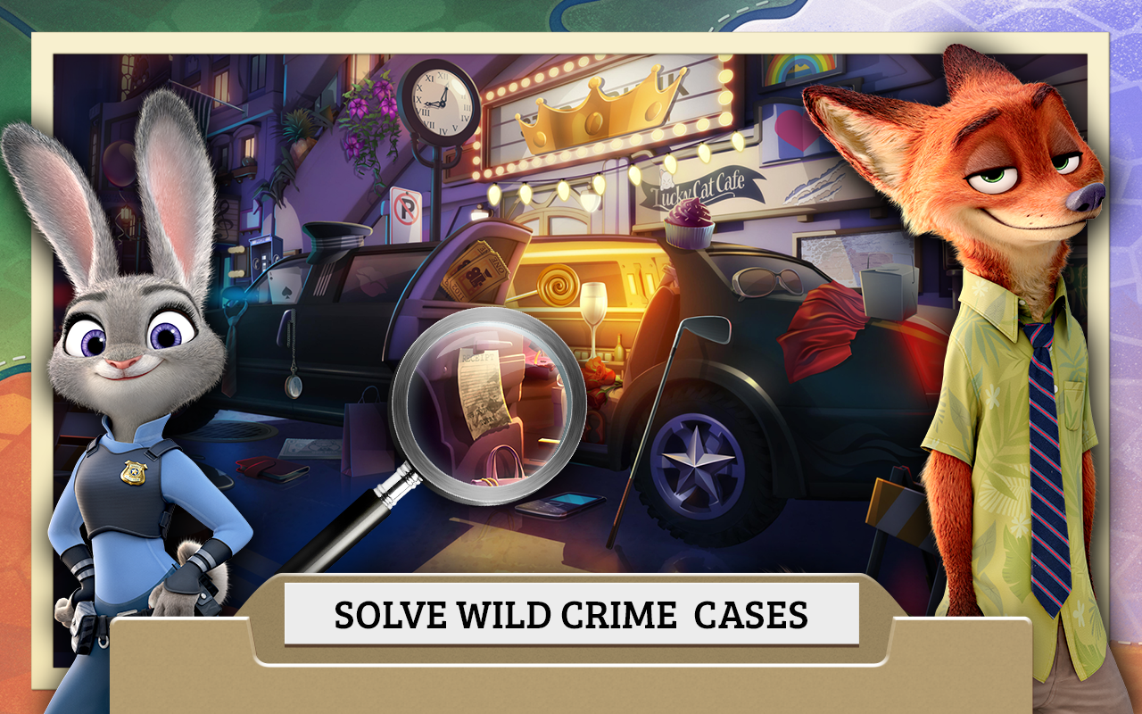 Zootopia Crime Files screenshot #15