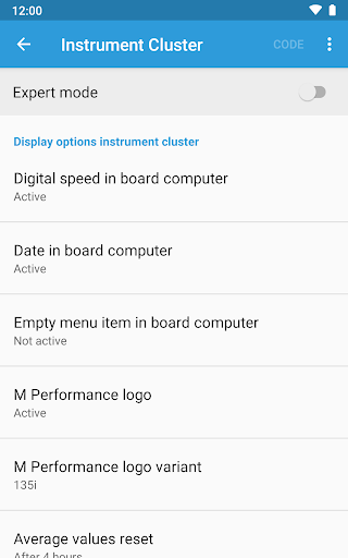 BimmerCode for BMW and Mini 2.24.2-6731 screenshots 5