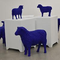 Le pecore blu di