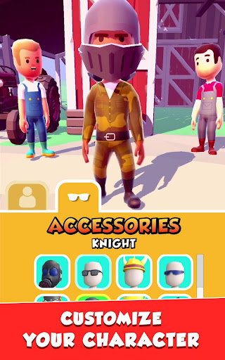 Swipe Fight! screenshots 21