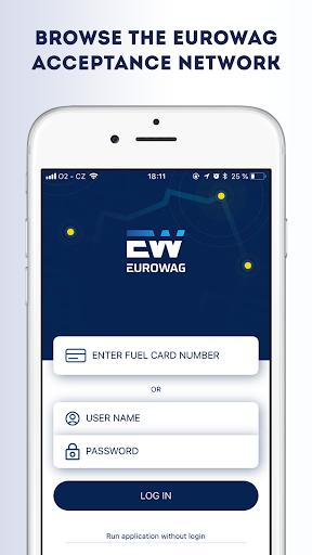 Eurowag screenshot