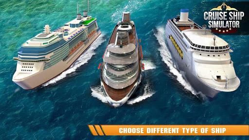 Sea Captain Ship Driving Simulator : Ship Games apktram screenshots 3