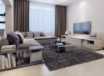 Studio 51,5 m2