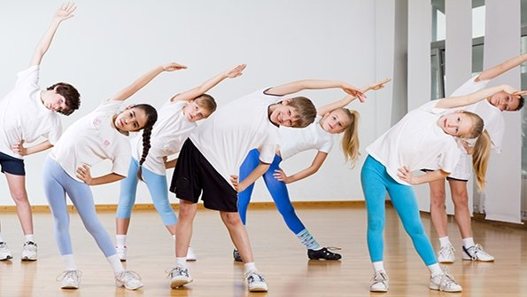 78 Percent of U.S. Children Do Not Meet Exercise Guidelines, Report Finds |  ClubIndustry