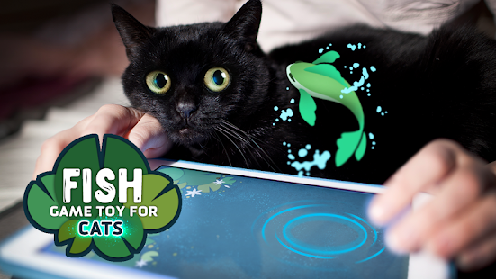 Cat Toy Fish Game : Fish game toy for cats apps on google play
