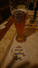 Photo: nonalcoholic wheat beer for drivers like me ...