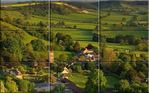 Puzzle - Beautiful Countryside apktram screenshots 7