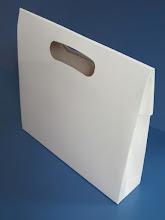 Photo: Sacola de papel com alça.