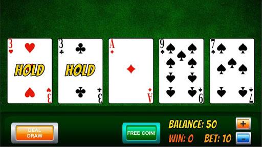 Video Poker - Jacks or Better 2 screenshots 4