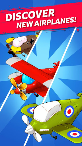 Merge Airplane: Cute Plane Merger 2.0.1 screenshots 4