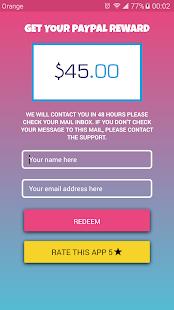 Vydělávejte online - PayPal úvěr - náhled