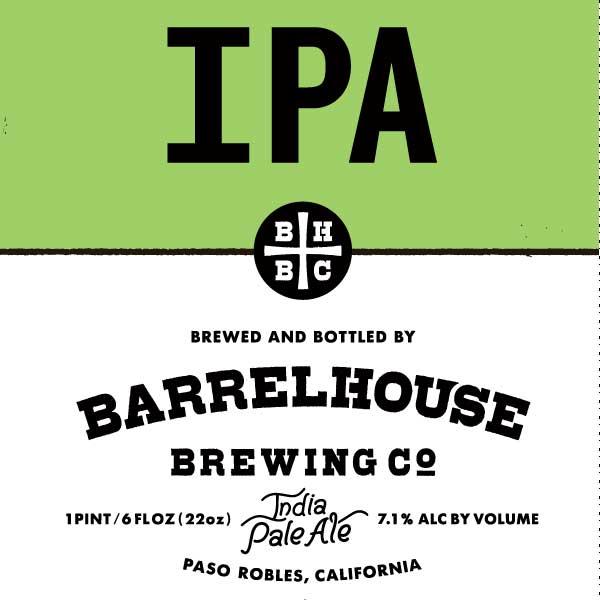 Logo of BarrelHouse IPA