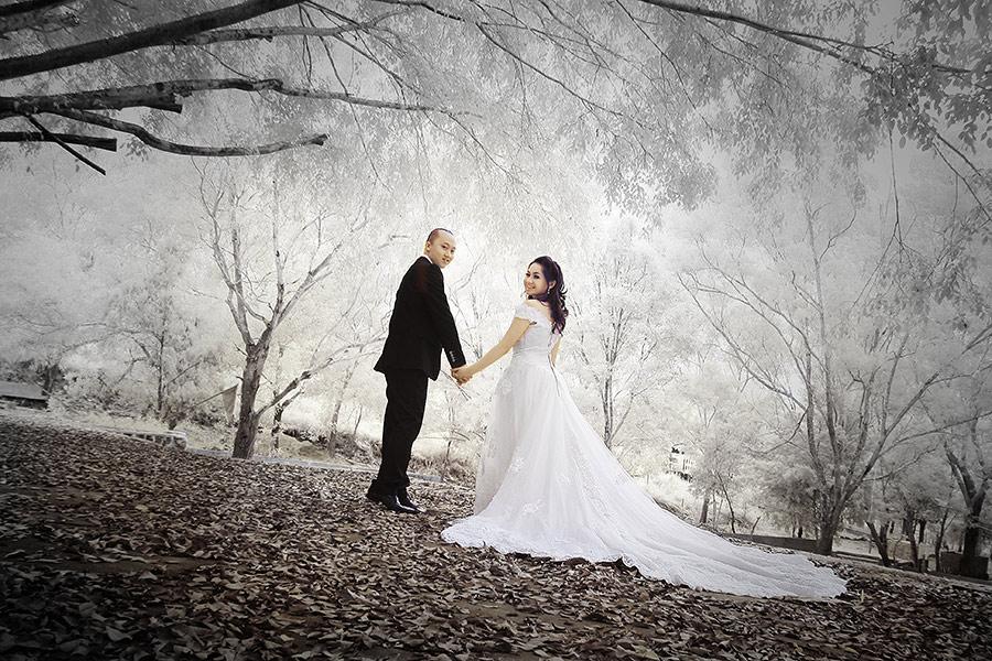 by Randy Rakhmadany - Wedding Bride & Groom