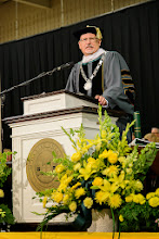 Photo: McDaniel President Roger N. Casey