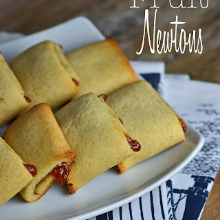 Fruit Newton-style Cookies